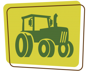 button graphic_retro tractor icon-01