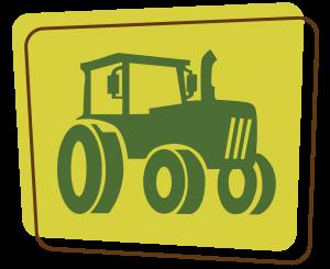 button graphic_retro tractor icon-01